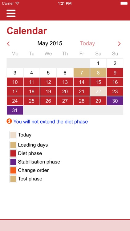 21 Days Metabolic Diet screenshot-3