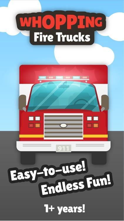 Whopping Fire Trucks screenshot-0