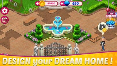 点击获取Home Sweet Home Design Match 3