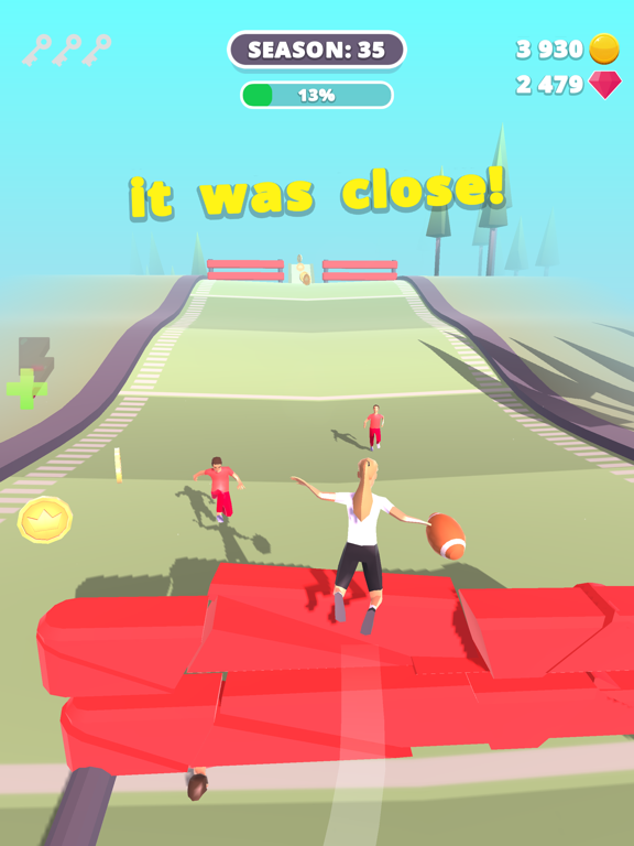 Touchdown Master screenshot 10