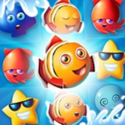 Ocean Blast - Match-3 Puzzler