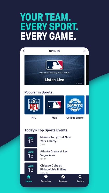 TuneIn - NFL Radio & Podcasts screenshot-5
