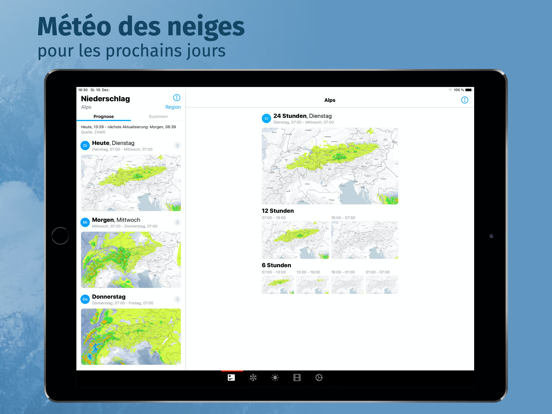 Screenshot #6 pour bergfex/Ski