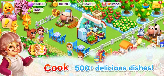 Family Farm Seaside on the App Store