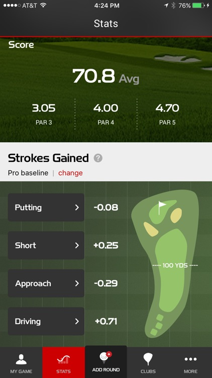 myRoundPro Golf App screenshot-4