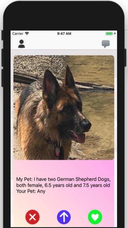 Pet Lovin': Dating App screenshot-9