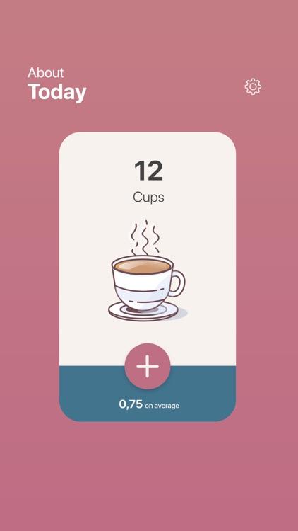 Little Coffee Tracker