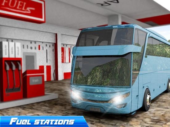 Offroad coach bus simulator screenshot 13