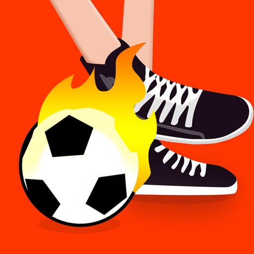Soccer Dribble: DribbleUp Game