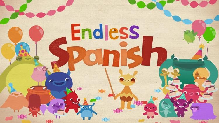 Endless Spanish: School Ed. screenshot-4