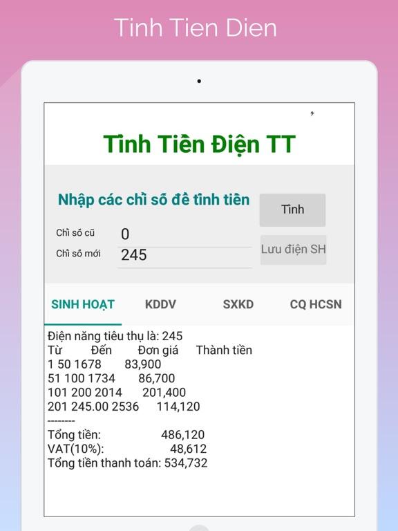 Tinh Tien Dien 2019 screenshot 3