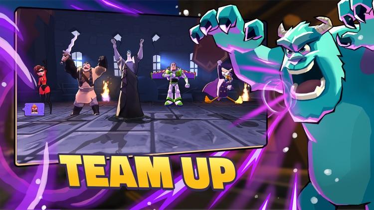 Disney Sorcerer's Arena screenshot-3