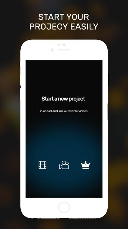 Reverse Video Editor Maker screenshot-4