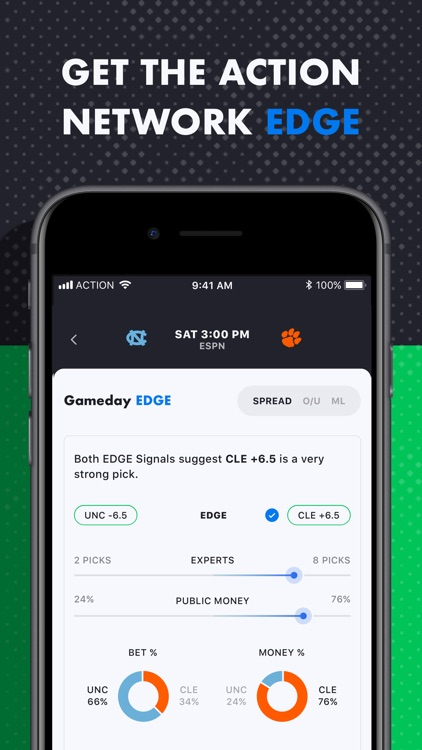 The Action Network: Sports App screenshot-4