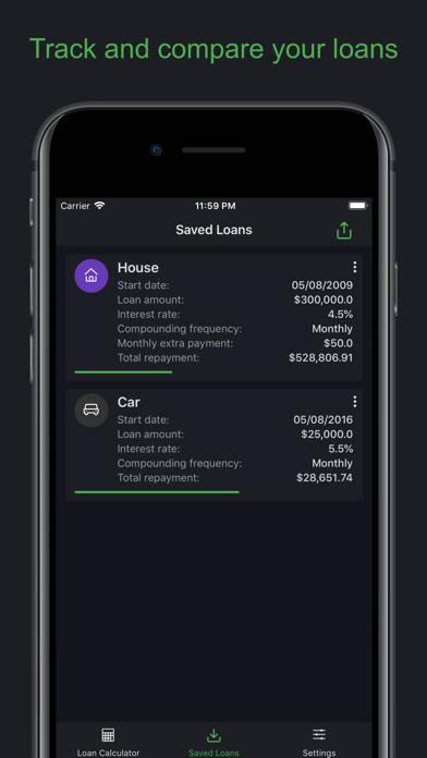 Кредитный Калькулятор: Авто, ИСкриншоты 2