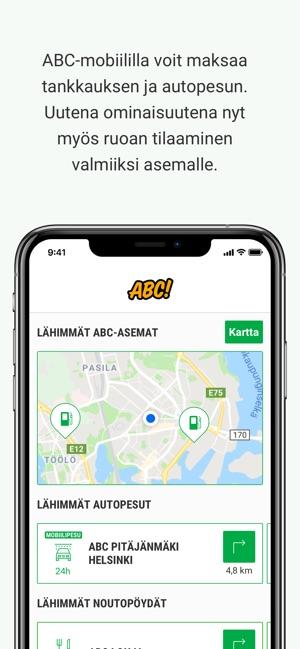 Abc Mobiili Dans L App Store