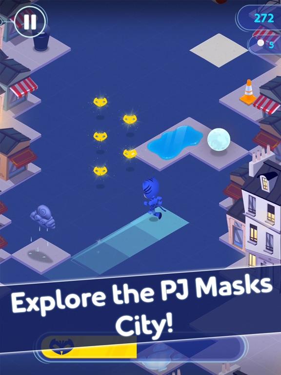 PJ Masks: Super City Run by Entertainment One (iOS, United