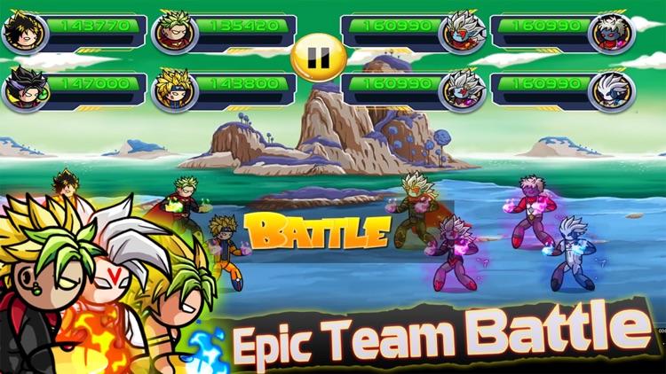 Stick Fight : Dragon Legends screenshot-4