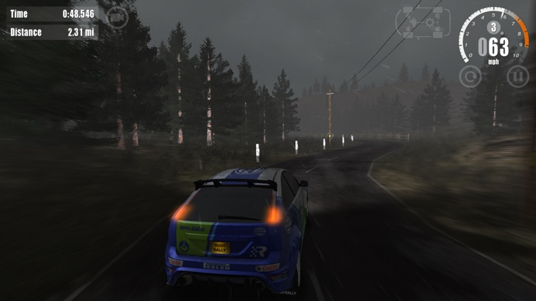 Rush Rally 3 screenshot-9