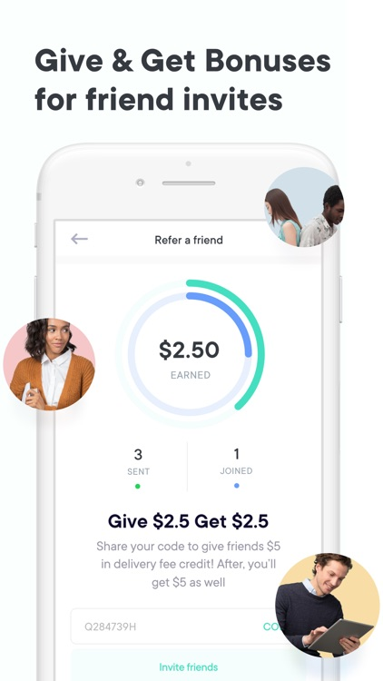 Pei - Automatic Cash Back screenshot-3