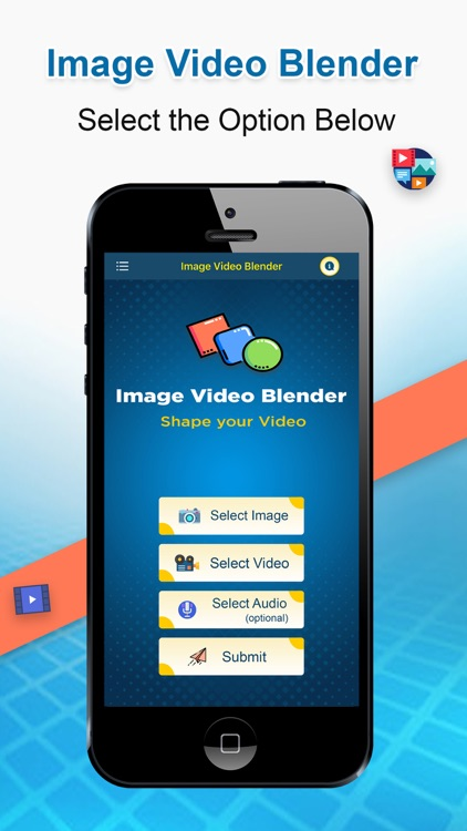 Photo-Video Blender