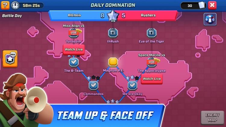 Rush Wars screenshot-3