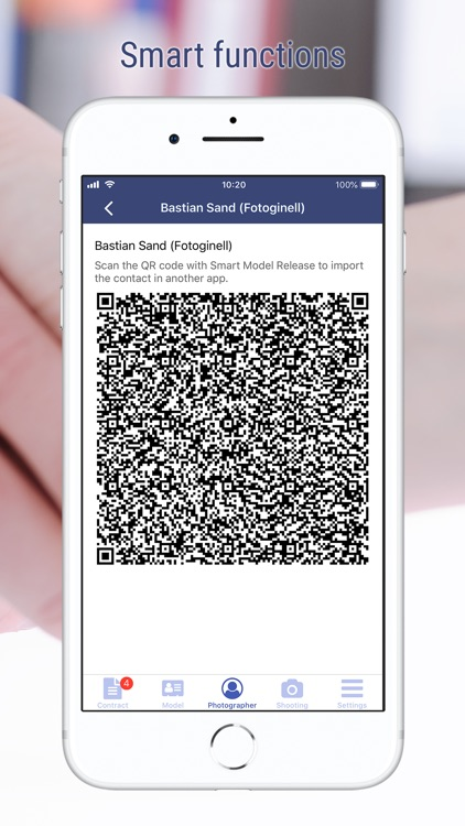 Smart Model Release screenshot-7