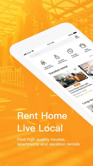 Yirental Homes for Rent screenshot one