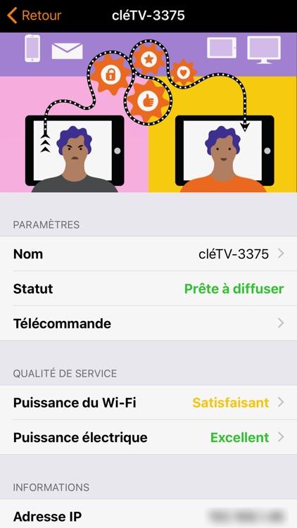 La Clé TV screenshot-3