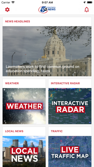 Top 10 Apps like Idaho News & Weather from KTVB for iPhone