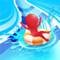 App Icon for Waterpark: Slide Race App in Mexico IOS App Store