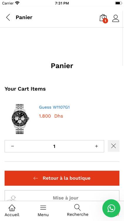 Yaando Shopping en ligne Maroc screenshot-4