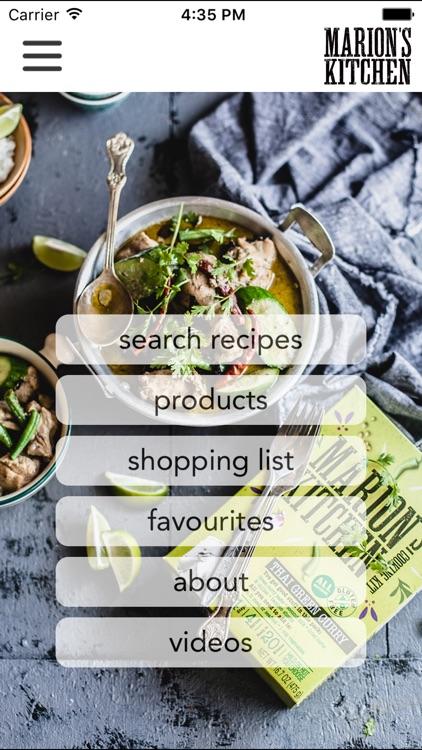 Marion's Kitchen Recipes