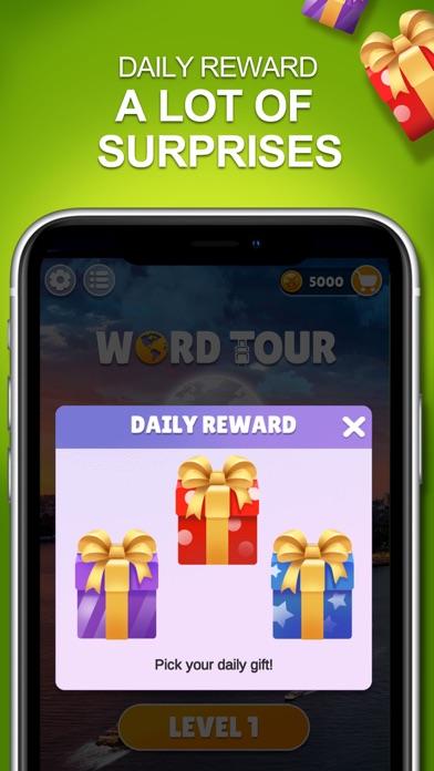 Word Tour™ screenshot 6