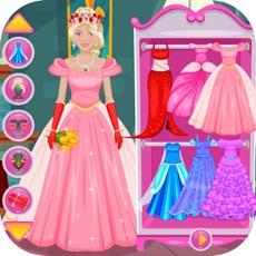Activities of Dress Up Game Sleeping Beauty