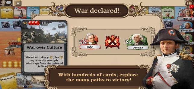 Through the Ages Screenshot
