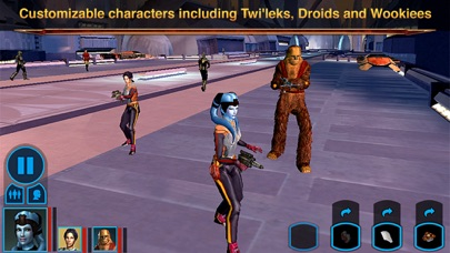 Screenshot from Star Wars™: KOTOR