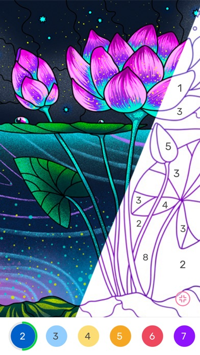 download Paint By Number: Coloring Book apps 2