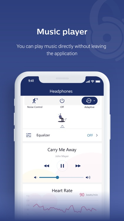 Philips Headphones screenshot-5