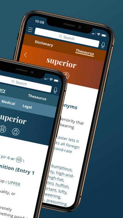 Merriam-Webster Dictionary Pro Screenshot