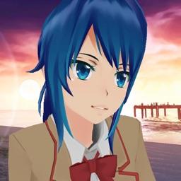 Sakura - Anime School Girl