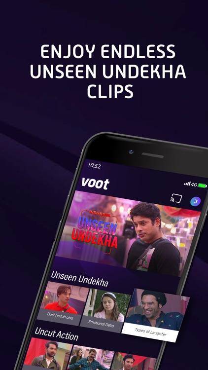 Voot screenshot-3