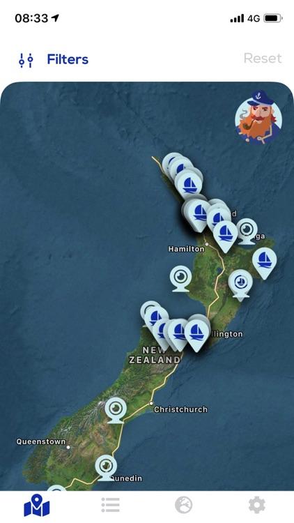 Marina Guide - New Zealand
