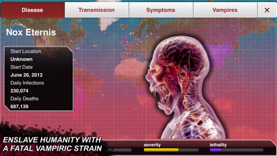 Plague Inc. screenshot 5