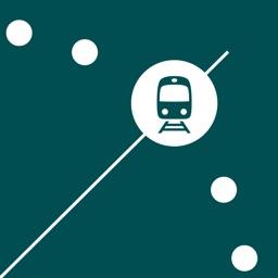 Din Station - Tog og S-tog