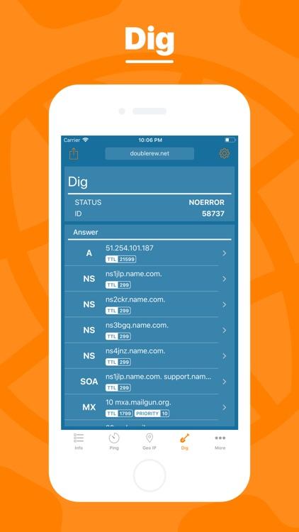 Network Utility Pro screenshot-5