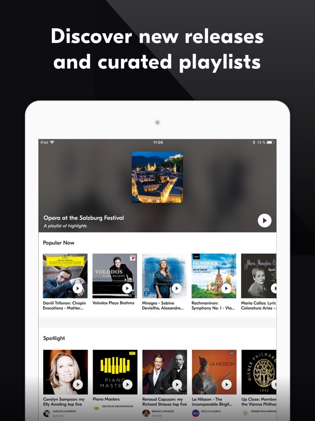 IDAGIO - Classical Music on the App Store