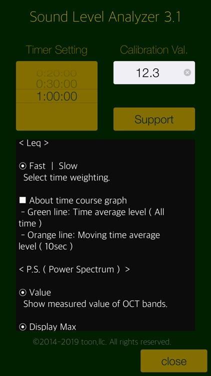 Sound Level Analyzer screenshot-6
