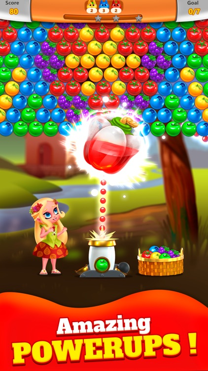 Princess Pop - Bubble Games screenshot-3