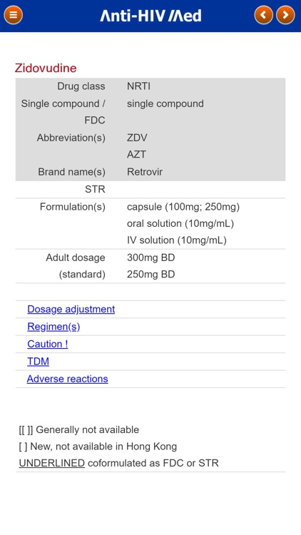 Anti-HIV Med